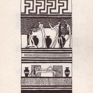 EGYPTIAN DECADENCE